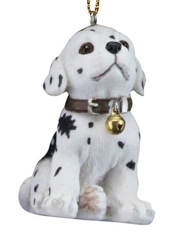 Resin Puppy Decoration - Dalmation